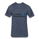 Chase your Dreams - heather navy