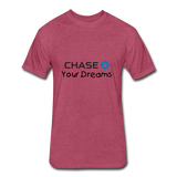 Chase your Dreams - heather burgundy