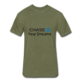 Chase your Dreams - heather military green