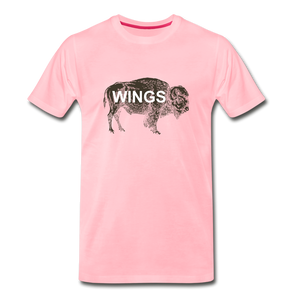 Buffalo Wings - pink