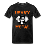 Heavy Metal - charcoal gray