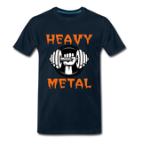 Heavy Metal - deep navy