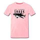 Hot Summer Shark - pink
