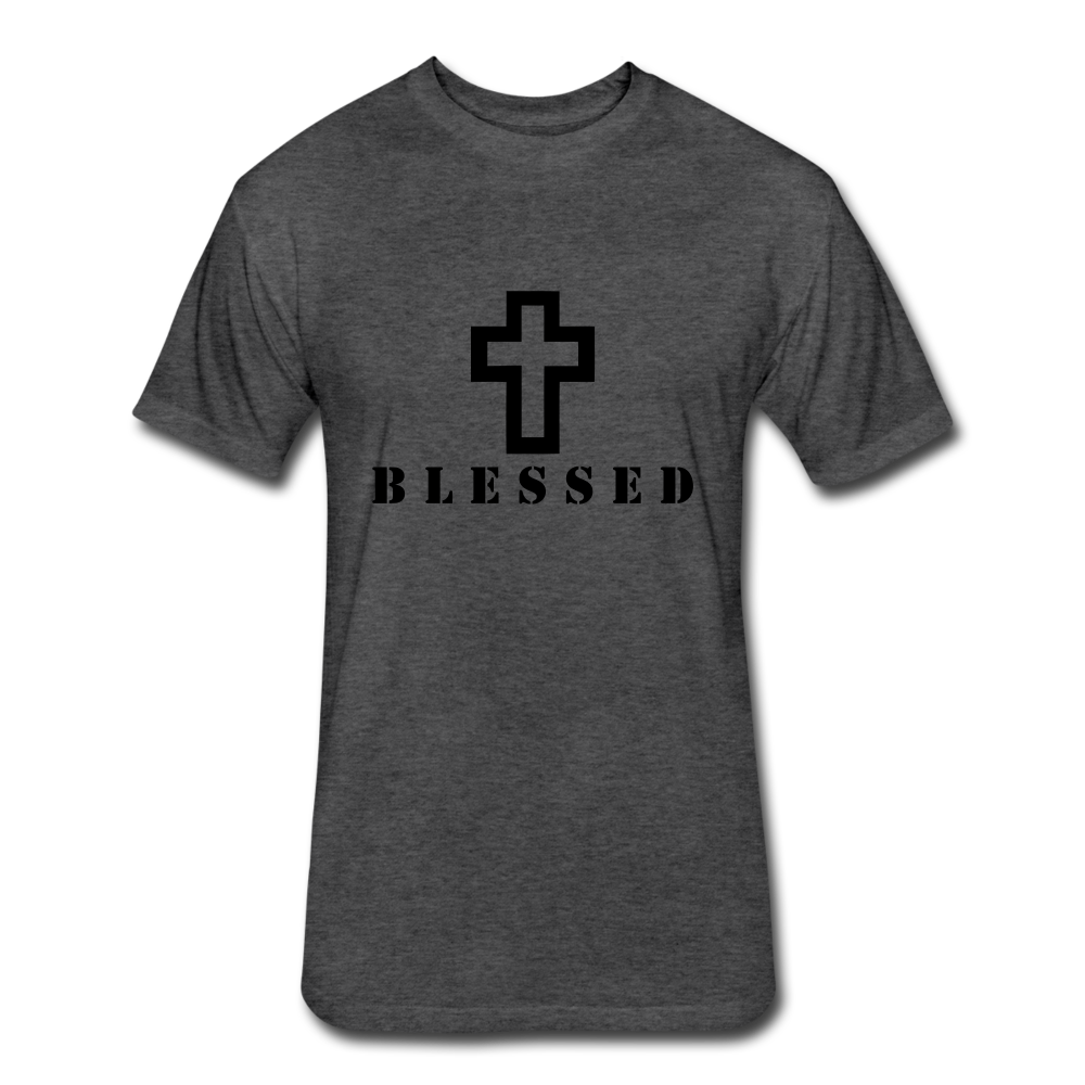 Blessed.. - heather black