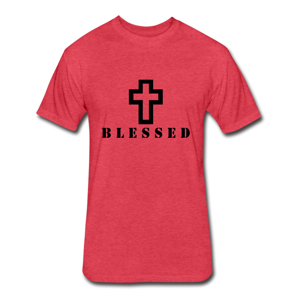 Blessed.. - heather red