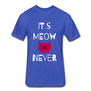 It's Meow Or Never - heather royal