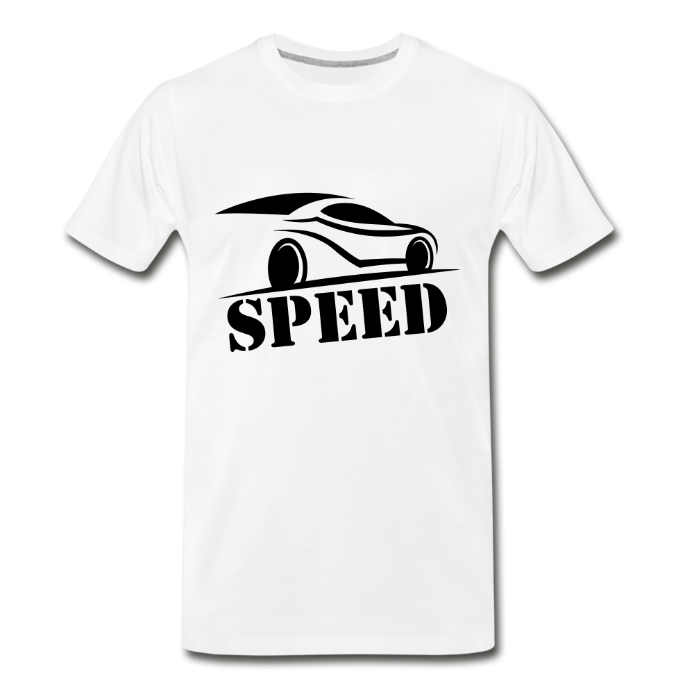 SPEED - white