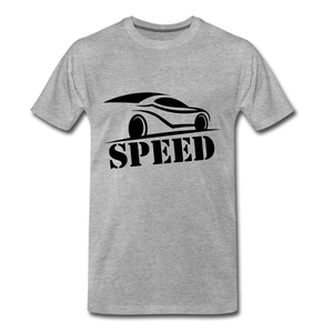 SPEED - heather gray