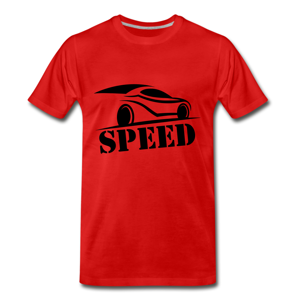 SPEED - red