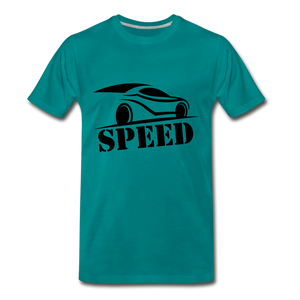 SPEED - teal