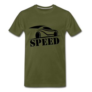SPEED - olive green