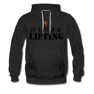 Rather be Lifting - black