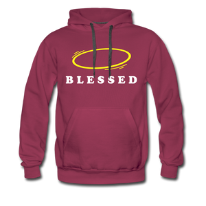 Halo Blessed - burgundy