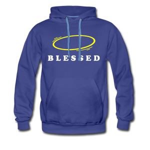 Halo Blessed - royalblue