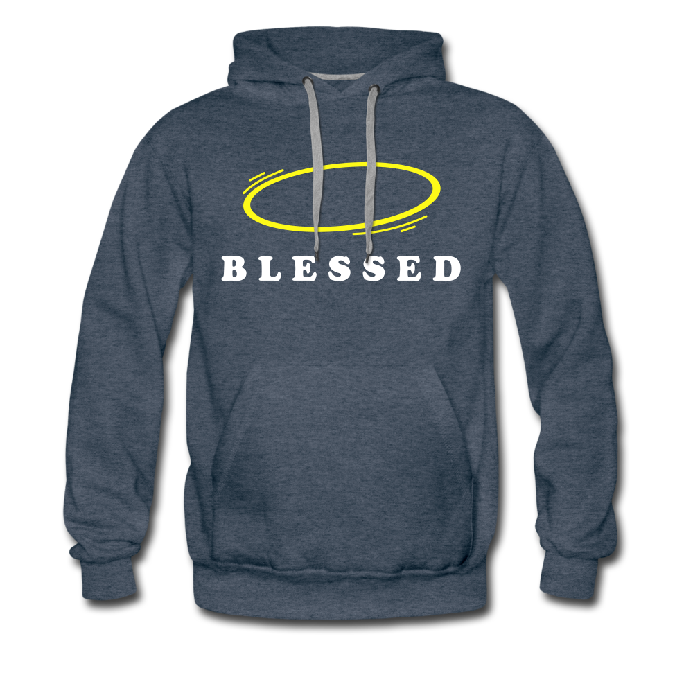 Halo Blessed - heather denim