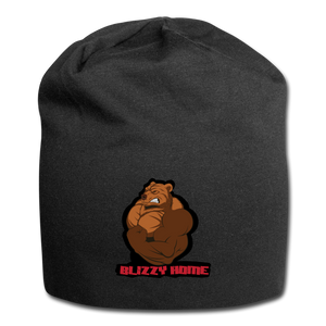 Blizzy Home Signature Beanie - black