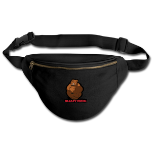 Blizzy Home Signature Fanny Pack - black