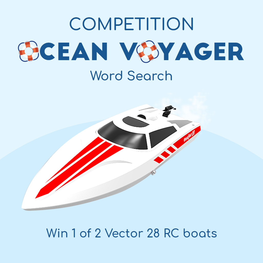 Competition: Ocean Voyager - April 2021