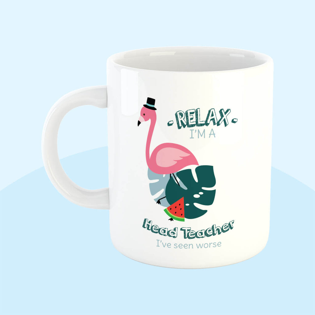 Head Teacher - Male Mug