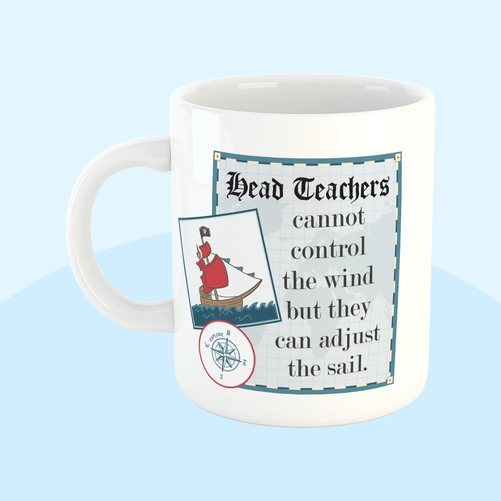 Head Teacher Mug
