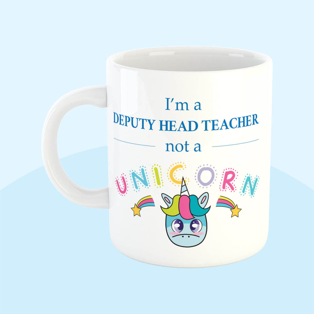 Duputy Head Teacher Mug