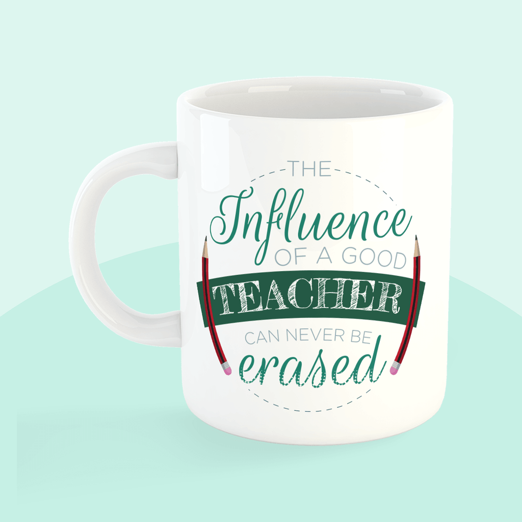 Influence Of A Teacher Mug