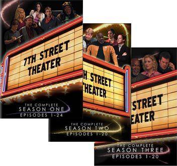 7th street st theater show dvd pack