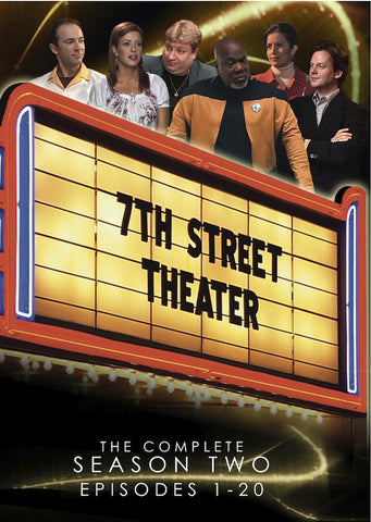 7th street st theater show season two dvd