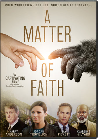 A Matter of Faith - DVD