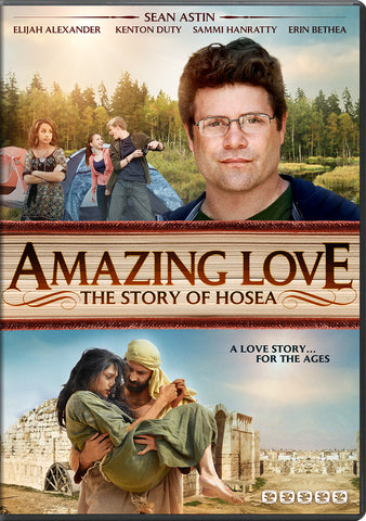 Amazing Love: The Story of Hosea - DVD