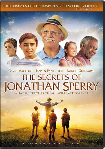The Secrets of Jonathan Sperry - DVD