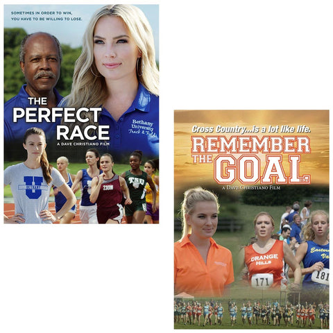 The Perfect Race & Remember the Goal - DVD 2 Pack