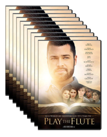 Play The Flute - DVD 10-Pack