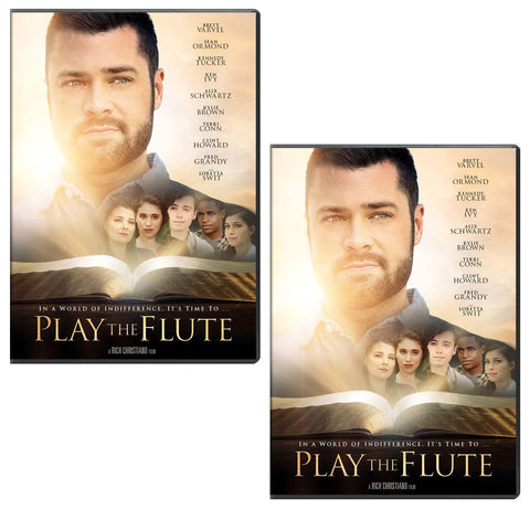 Play The Flute - DVD 2-Pack