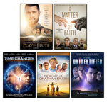 BEST OFFER: Rich Christiano Feature Films - DVD 5-Pack