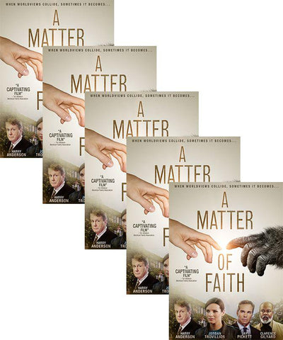 a matter of faith movie dvd 5 pack