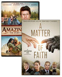 amazing love matter faith dvd pack