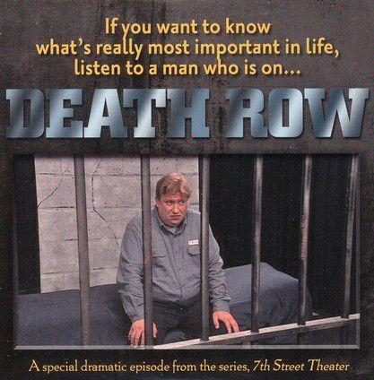 death row movie dvd