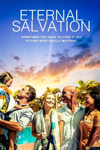 eternal salvation movie dvd