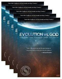 evolution god documentary movie dvd pack