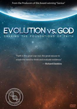 evolution god documentary movie dvd