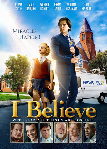 i believe movie dvd