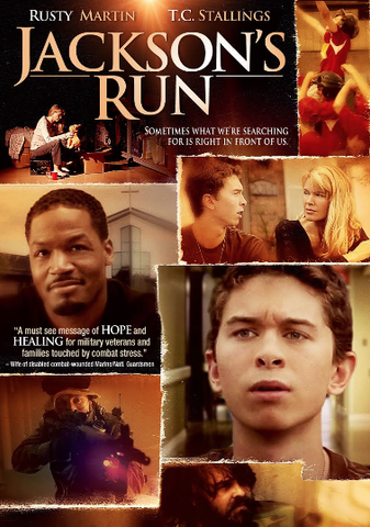 jacksons run movie dvd