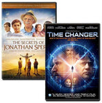 jonathan sperry time changer movie dvd pack