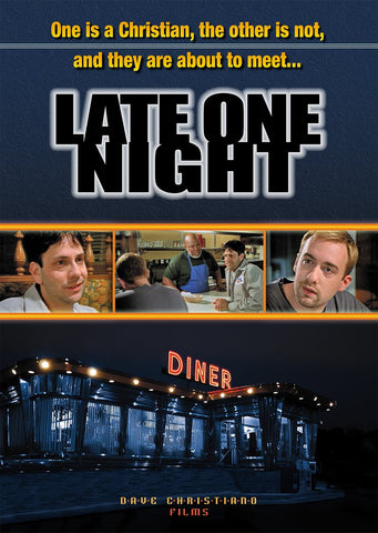 late one night movie dvd