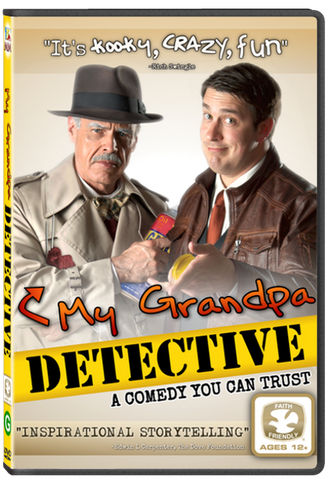 my grandpa detective movie dvd