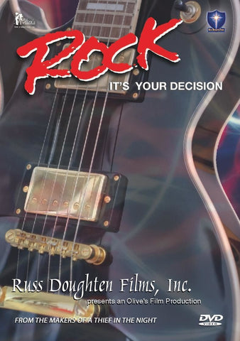 rock its your decision movie dvd