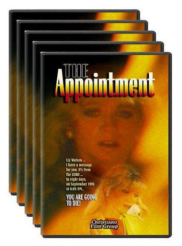 the appointment movie dvd 5 pack