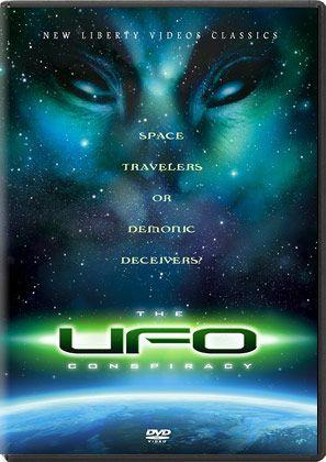 the ufo conspiracy documentary movie dvd