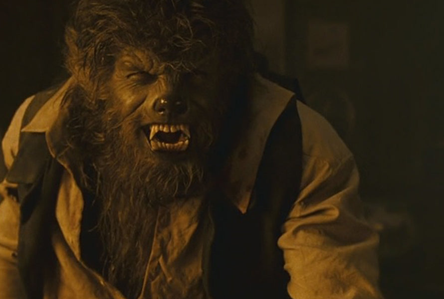 Werewolf Halloween Costume for the bearded man - Beard Game Strong